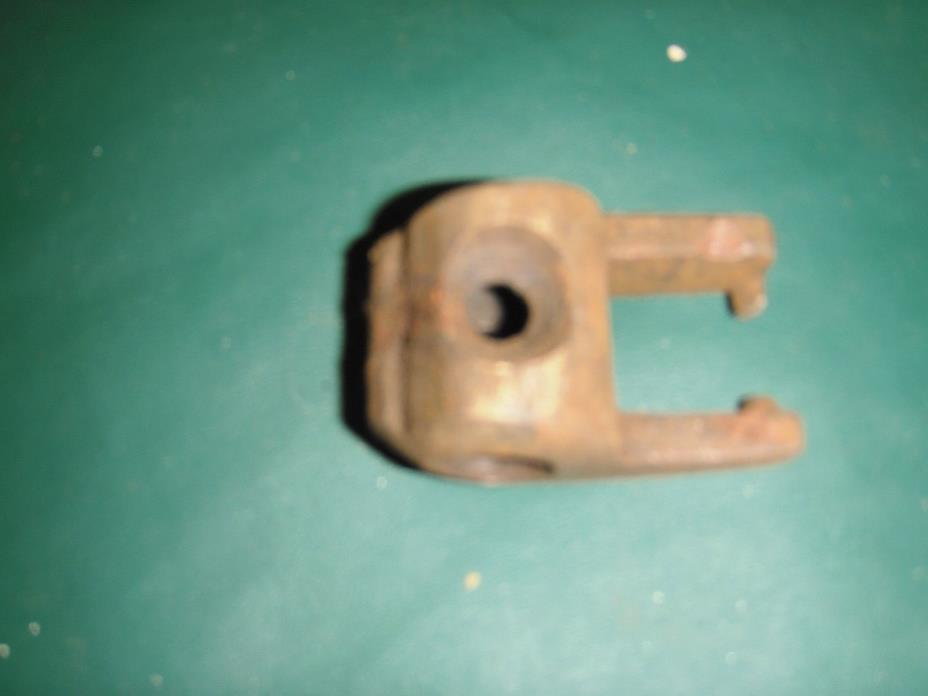 ANTIQUE KOCHS BARBER CHAIR PARTS---NO 2