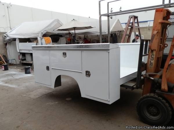 New Utility Bodies For sale!!! $ 4,500