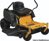 Poulan Pro ZX HP Dual Hydro-Gear Zero Turn Riding Lawn Mowe