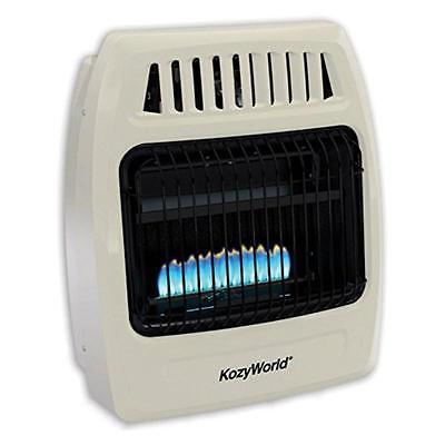20000 Btu Dual Gas Wall Heater World Marketing Space Heaters KWD258 013204402587