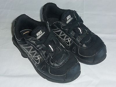Boys Toddler NIKE Tennis Shoes (Black)- Sz 9C