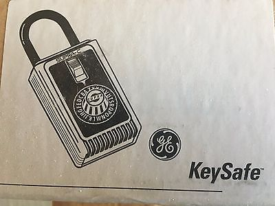 GE Supra KeySafe Alpha Dial Lock Box Lockbox Real Estate Rental