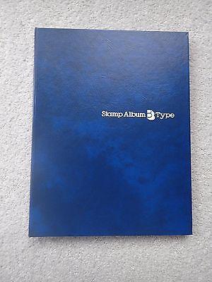 TG Brand Stamp Album (Blue)