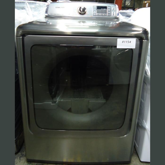 Samsung DV56H9000EP Electric 9.5 Cu. Ft.High Efficiency Steam Dryer #DV56H9000EP
