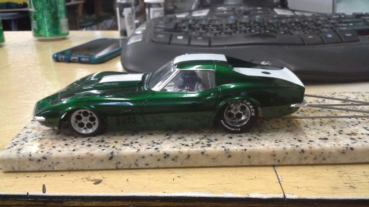 New Ready to Race 69 Chevy Corvette Baldwin Motion  Hardbody Drag Car