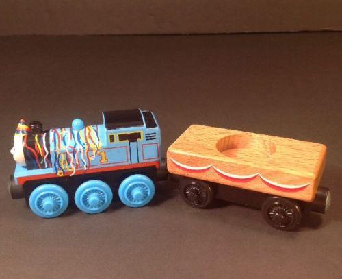 Thomas The Train Wooden Birthday