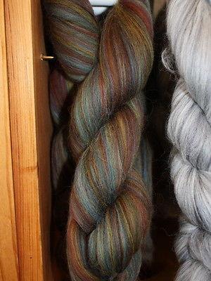 Merino Wool Top Roving Riverstone 1 oz