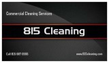 Janitorial Services - --
