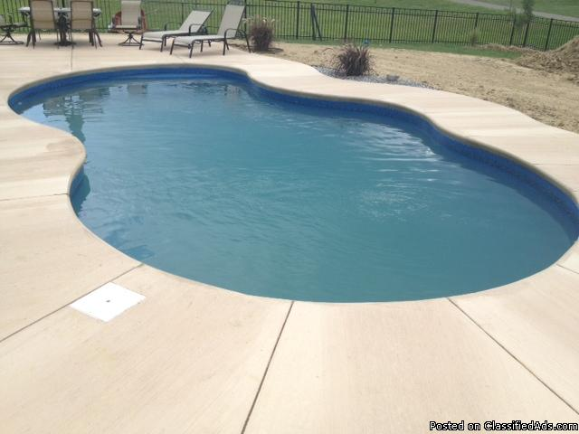 Inground pool installed for sale classifieds Underground swimming pools for sale