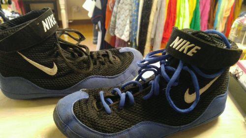 nike inflict wrestling shoes men size 8