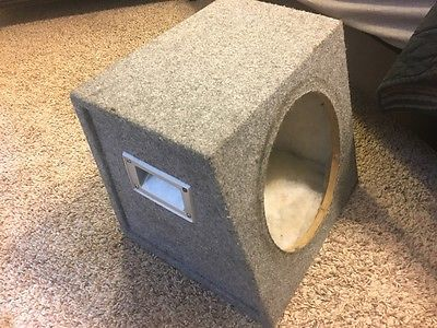 12 inch subwoofer box