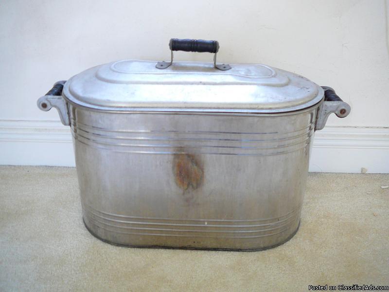 ideal wash tub for sale classifieds. Black Bedroom Furniture Sets. Home Design Ideas