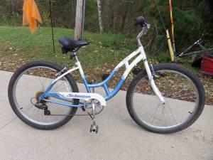 Womans 26in. Schwinn Jaguar Bike (LaCrosse South)