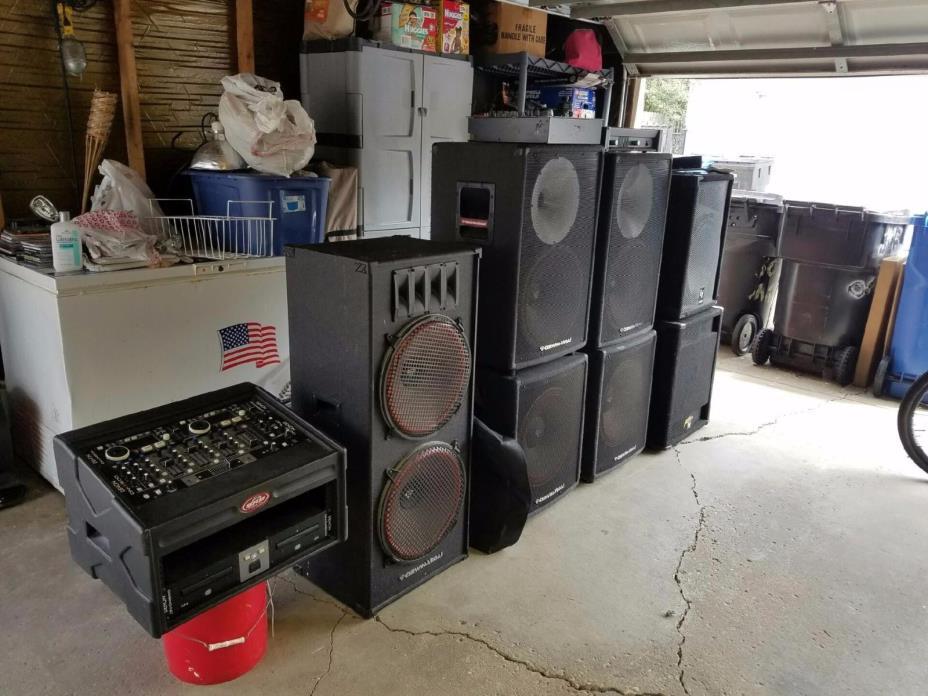 dj equipment for sale classifieds. Black Bedroom Furniture Sets. Home Design Ideas