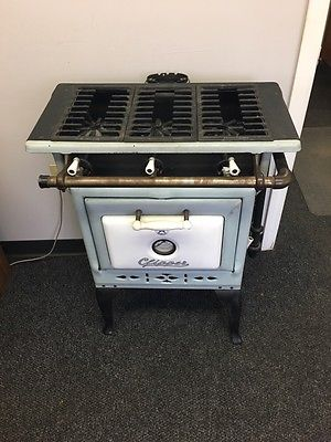 Clipper Gas Stove,By The Wehrle Company Ohio - Apartment Style