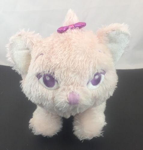 Disney Store Exclusive Aristocats Marie Pink Kitten Cat 12
