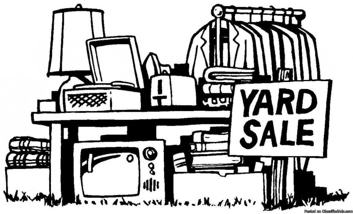 Sat Jan 28th at 8 AM-- Awesome Stuff Yard Sale- Lots of Furniture!