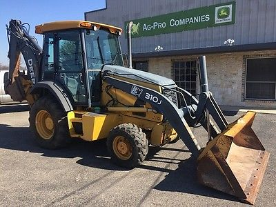 2010 John Deere 310J Backhoe Loaders