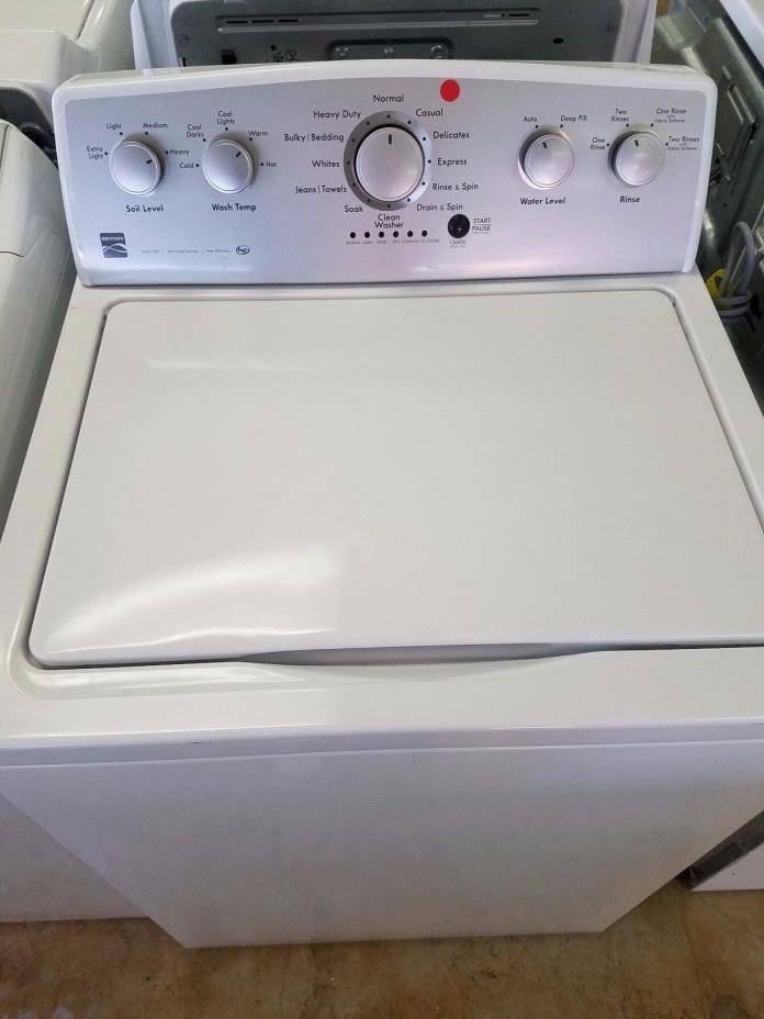 New Kenmore 22352 Washing Machine