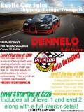 Pit Stop Detailing at Dennelo Auto Group