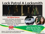 Local locksmith company in Redmond
