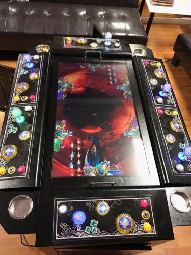 Fish Game Machine With 6p