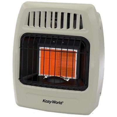 2 Plaque 12000 Btu Gas Wall Heater World Marketing Space Heaters KWN211