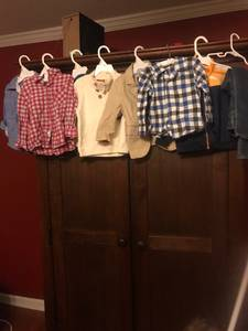 Toddler boy clothes lot (Lancaster)