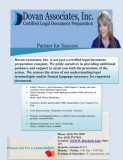 Affortable Legal Document Preparation