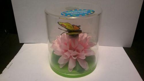 Solar Fluttering Butterfly Decor
