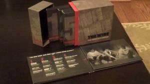 THE WIRE Complete Series DVD Boxset (marietta)