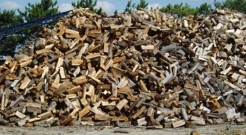 Seasoned Firewood! $100.00 Half a Cord