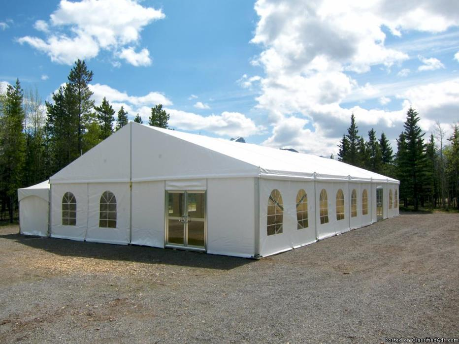Party Tents, Marquee Tents, Canopy Tents, Pole Tents, Shelters, Warehouse
