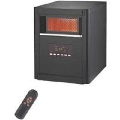 Heater Plastic Cab 12.5A 120V Homebasix Space Heaters PH-96E 045734636491