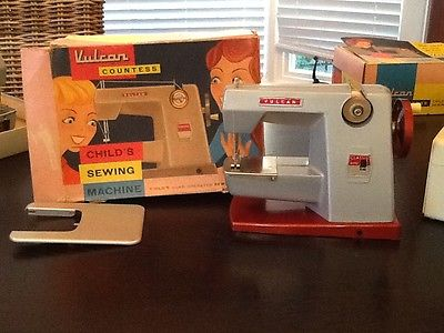Vulcan Countess Sewing Machine