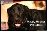 Pet Sitting and Dog Walking in Burleson TX by Happy Hounds