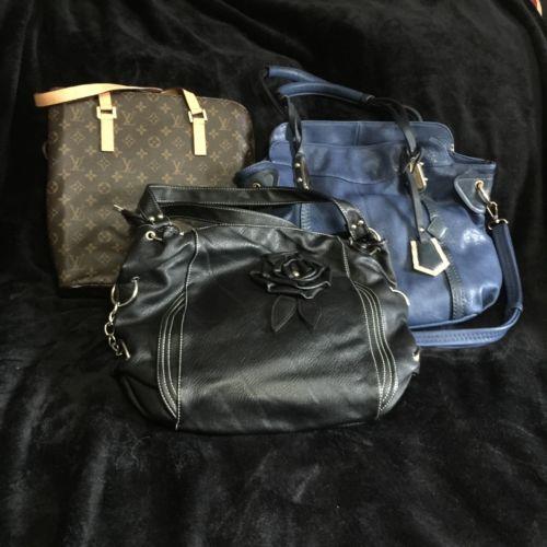 New Large Handbag Crossbody Bag Lot NWOT Purses Women's