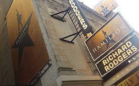 Two (2) Hamilton New York Tickets 02/17/17 (Richard Rodgers Theatre)
