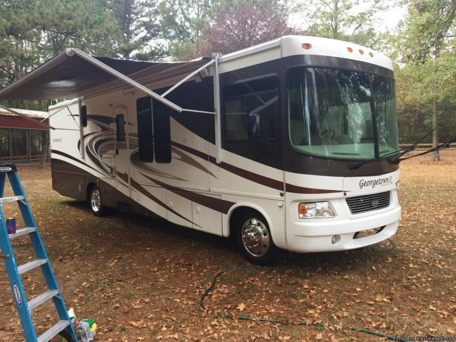 2008 Forest River Georgetown XL 378TS
