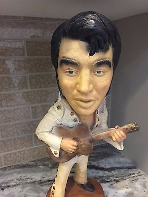 ESCO STATUE-- ELVIS PRESLEY, VERY RARE, EXCELLENT CONDITION!