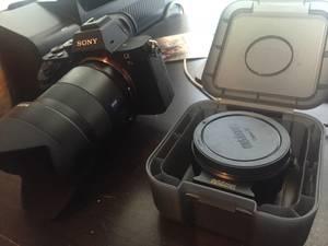 Sony A7Rii / A7R2 / A7r II (Mint Hill/Charlotte)