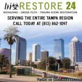 Biohazard Cleaning Services in the Tampa Area