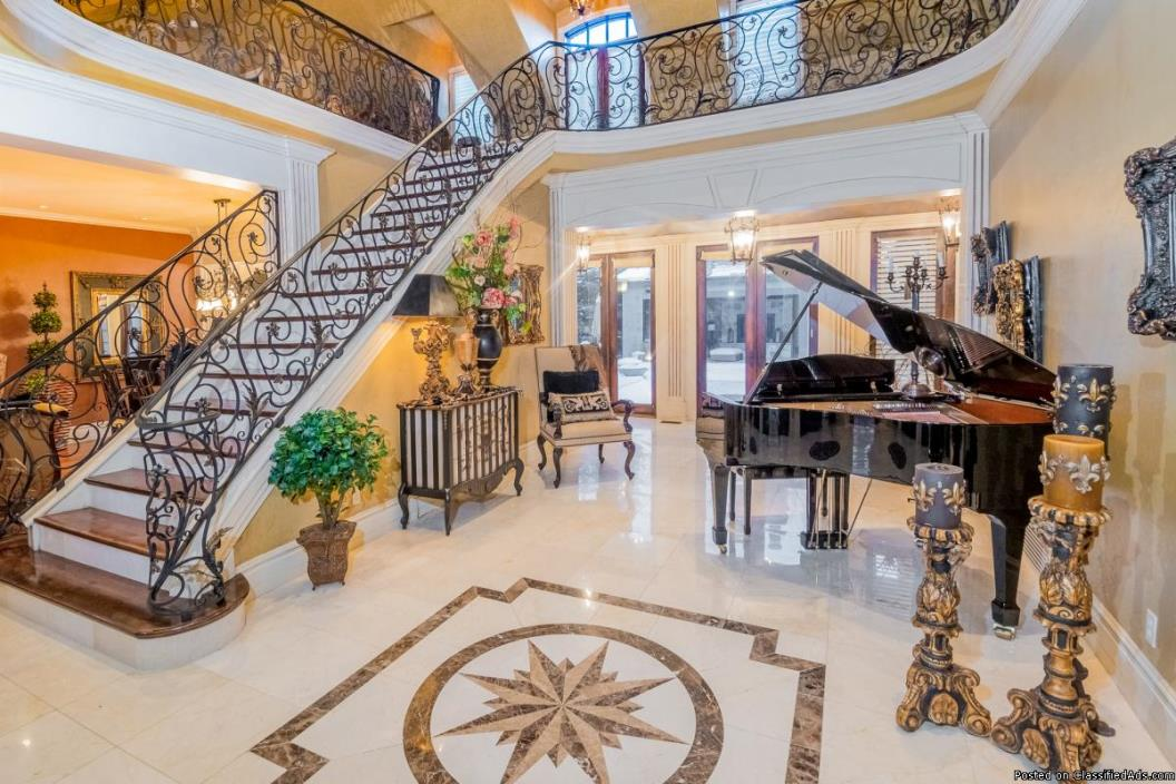 Luxury Home in Gated Community