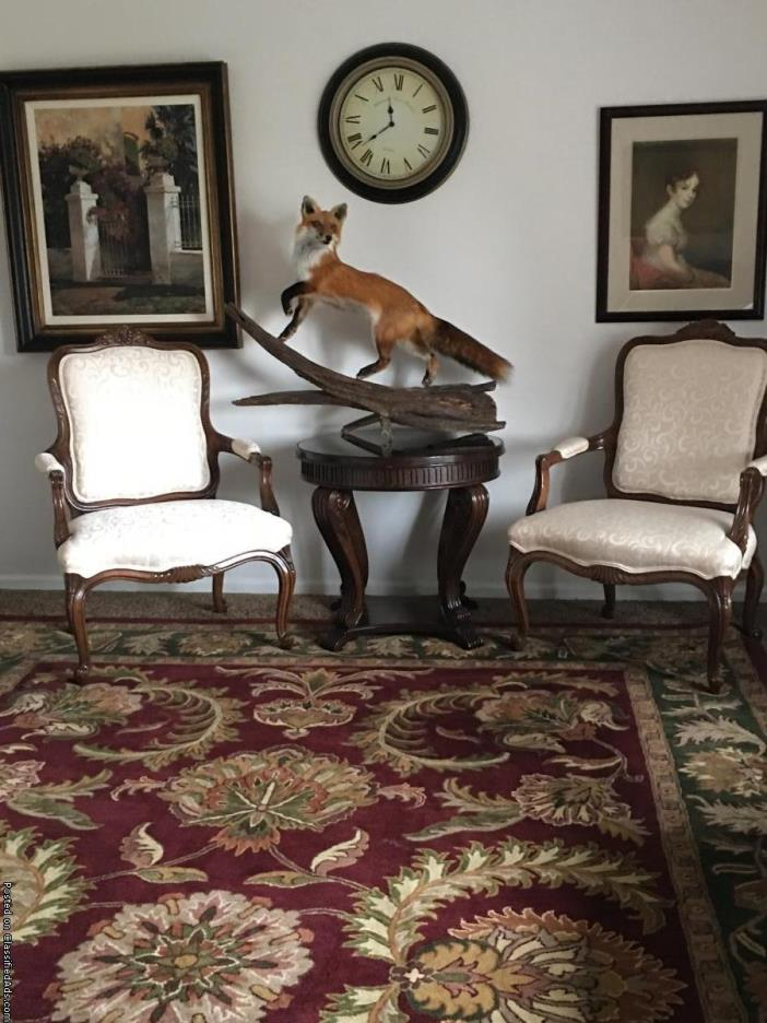 Bergere Chairs by Sherrill SET of 2