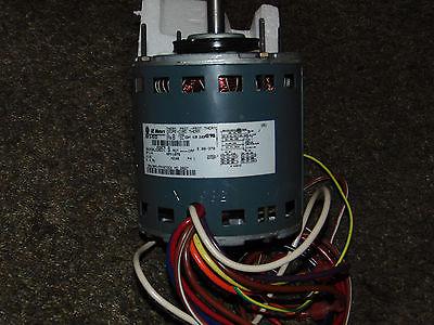 GE 5KCP29LG 1/4 HP Motor