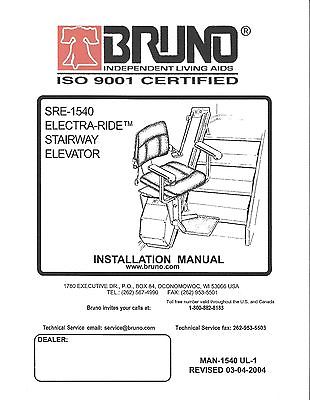 Bruno Stairlift For Sale Classifieds