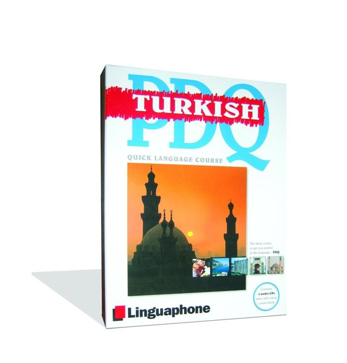 Linguaphone Turkish PDQ Course (Beginner Levels)