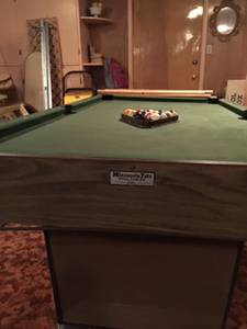Pool Table (Orem)