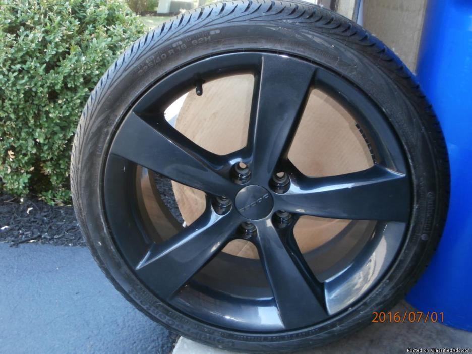 New Dodge Dart Wheels & Tires