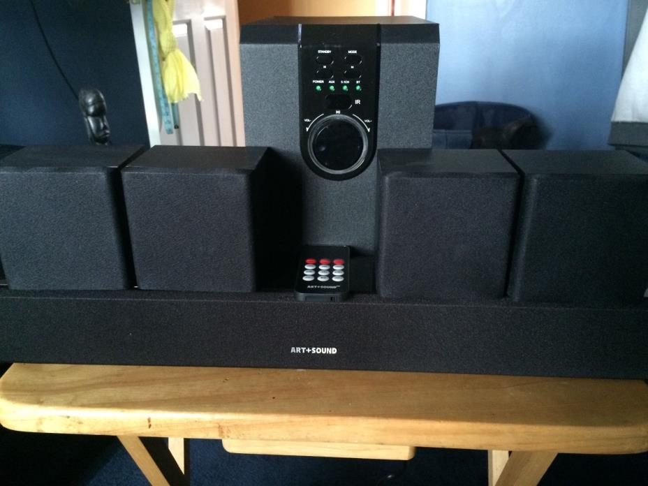 home theater surround sound system
